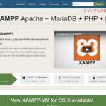 XAMPPページ日本語化