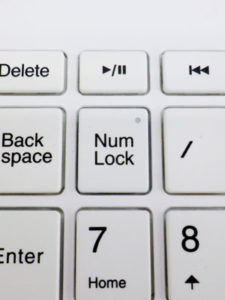 Num Lock OFF