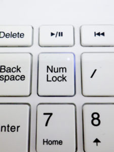 Num Lock ON
