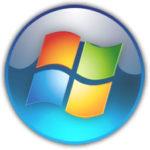 Windows7のスタートボタン