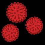 コロナウイルスのイラスト